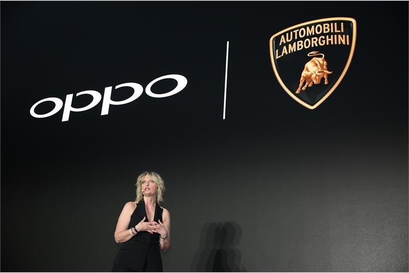 OPPO Find X Automobili Lamborghini Special Edition launch