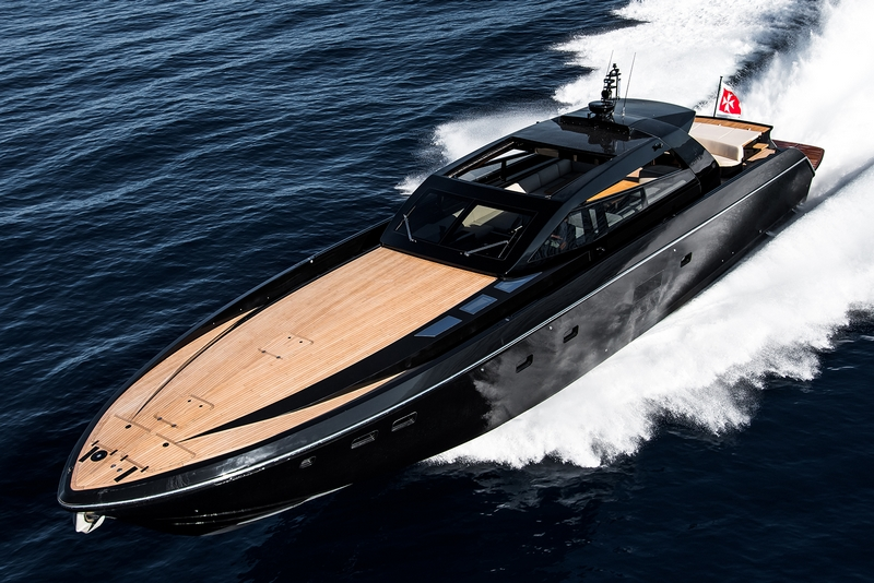 OTAM 85 GTS boat