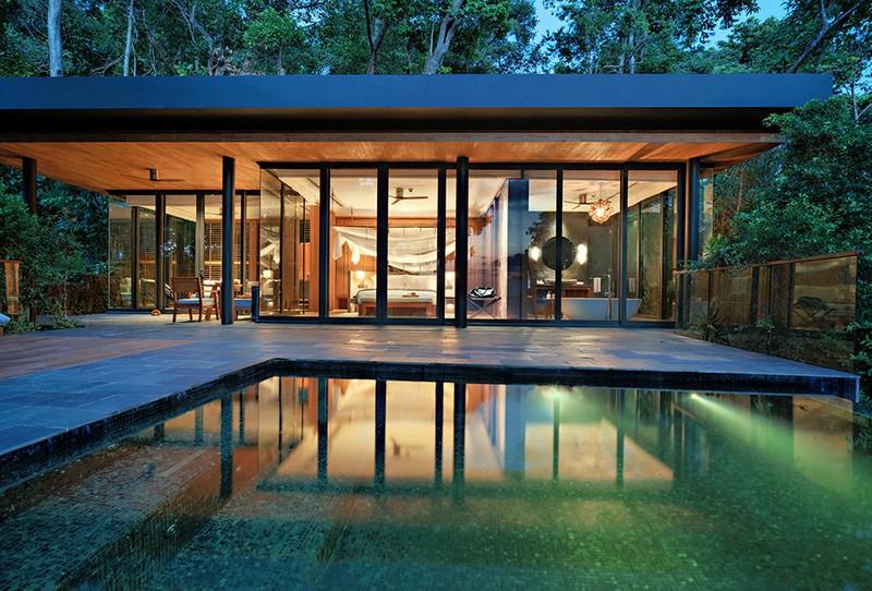 Ocean Pool Villa- Six Senses Krabey Island