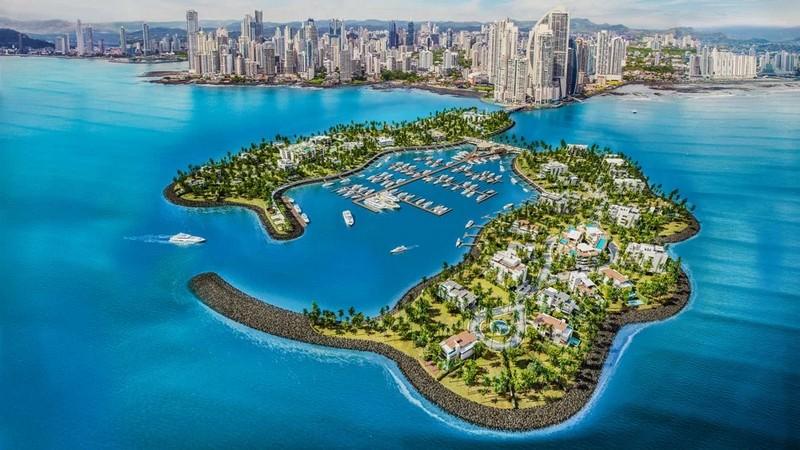 Ocean Reef Islands Panama