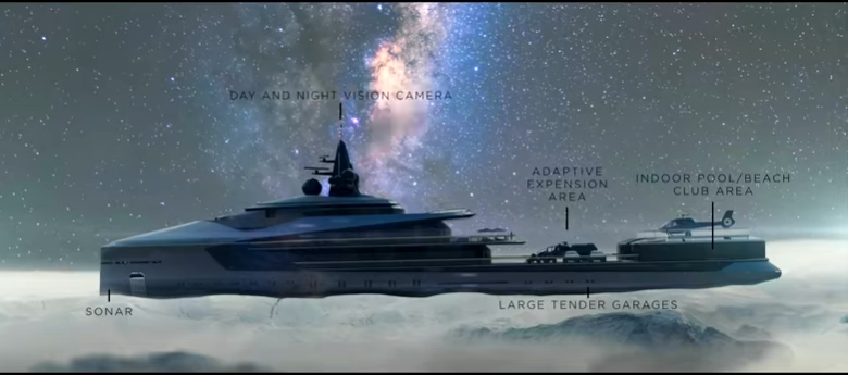 Oceanco Esquel105-Meter Expedition Yacht