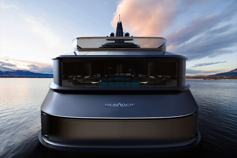 Oceanco Unveiled Esquel - 105-Meter Expedition Yacht