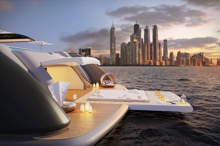 Oceanco Unveils Amara its 120-Meter Resort Yacht-