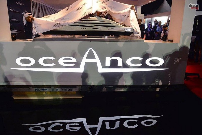 Oceanco Yachts at Dubai Boat Show 2017