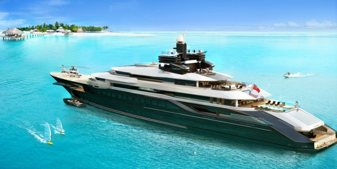 Can A Hybrid Superyacht Really Be Green Underwater