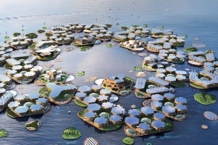 Seasteading – a vanity project for the rich or the future of humanity?