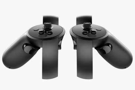 Rift+Touch: Oculus Touch lets you bring your hands into Virtual Reality