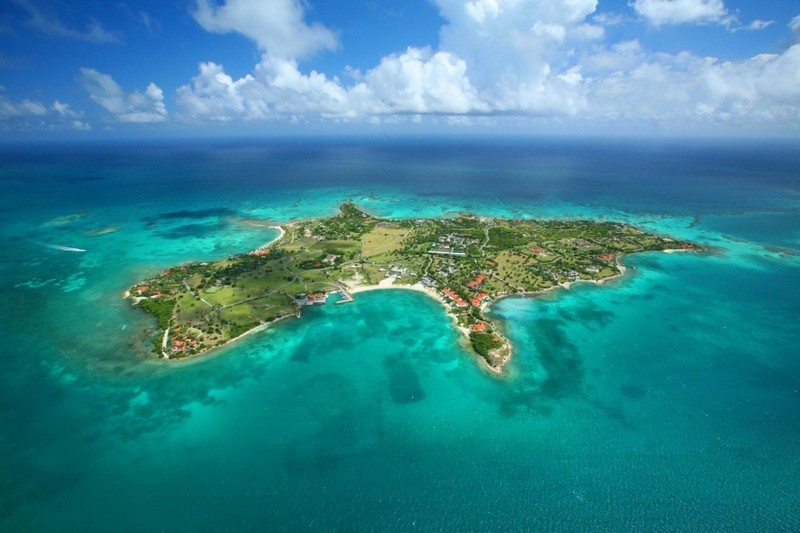 Oetker Jumby Bay Island, Antigua and Barbuda