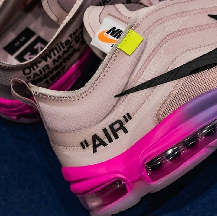 Off-White x Nike collaboration