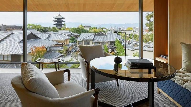 Officialy Open - Park Hyatt Kyoto Hotel -The Ninenzaka House