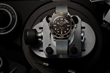 Daniel Craig's Seamaster Diver 300m 007 Edition: a non-limited watch built with military needs in mind