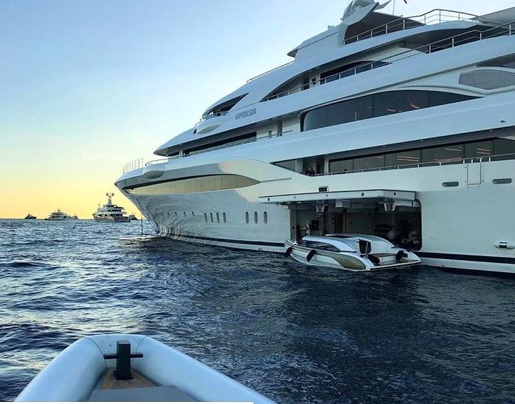 Onda Limo & Onda 341P 2018 Monaco Yacht Show