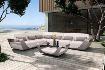 With Onda the new revolution is ready in the outdoor furniture industry