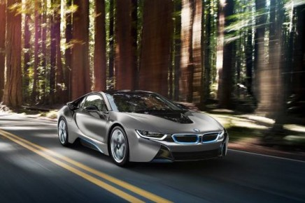 One-off BMW i8 Concours d'Elegance Edition under the hammer at Pebble Beach Concours  d'Elegance