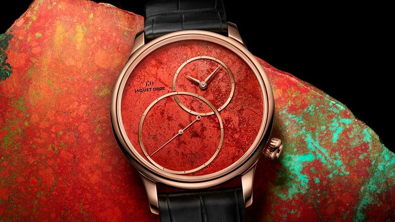 Only Watch Charity Auction Jaquet Droz presents an exceptional Grande Seconde Off-Centered model