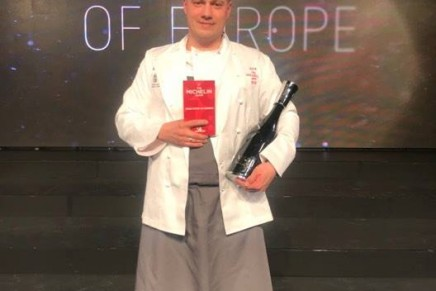 Onyx Budapest obtains two MICHELIN stars and becomes the first in the city to have ever achieved  this