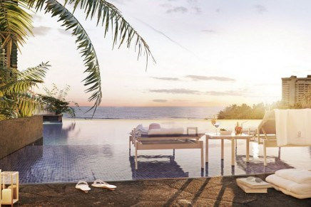 A first taste: Ocean-facing Ritz-Carlton Residences, Waikiki Beach