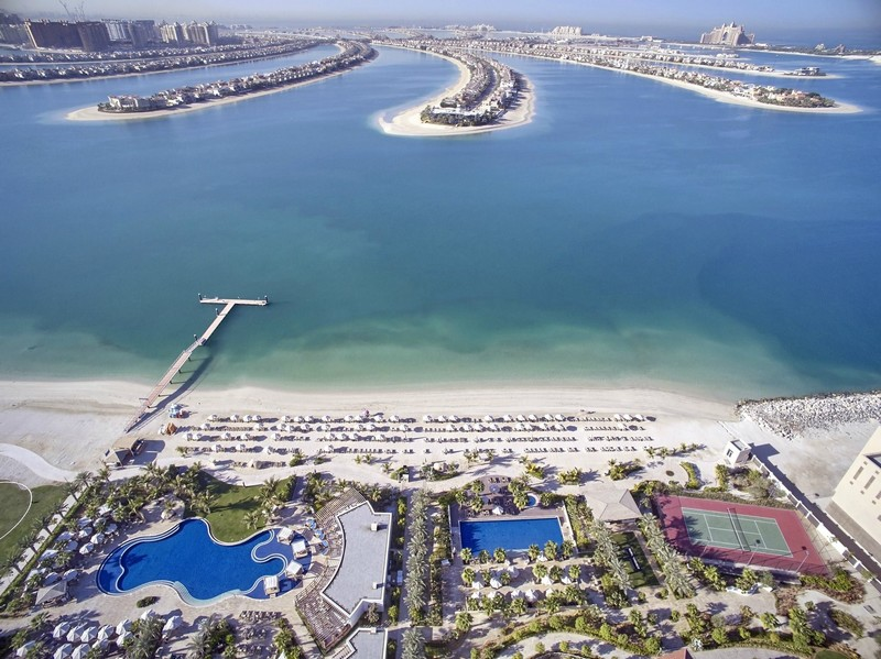 Organic garden inaugurated at Waldorf Astoria Dubai Palm Jumeirah
