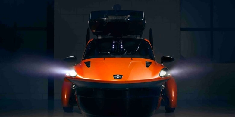 PAL-V Liberty Pioneer is the world's first production model flying car-2019