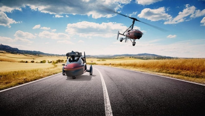 PAL-V reveals the 2018 PAL-V Liberty- flydriving