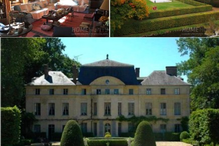 8 modernized châteaux estates for the discerning property buyer. Exceptional, rare and so close to Paris!