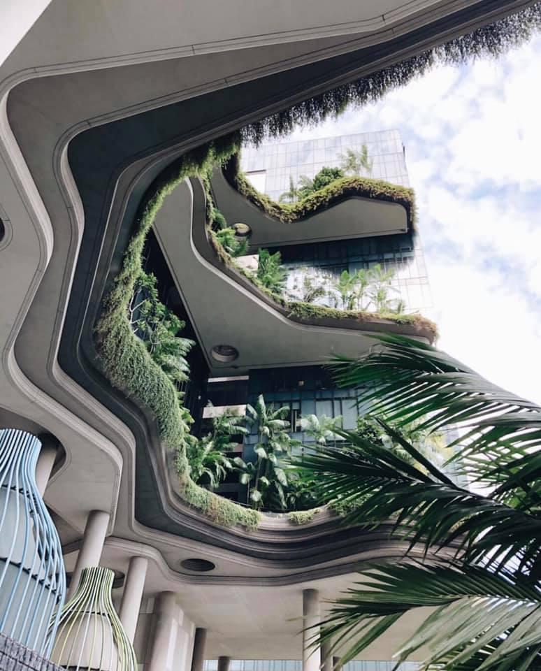 PARKROYAL on Pickering Hotel, Singapore - hotel