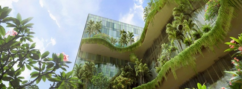 PARKROYAL on Pickering Hotel, Singapore - view