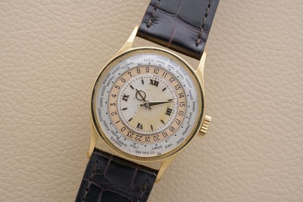 PATEK PHILIPPE Ref 96HU watch Jean Claude Biver collection