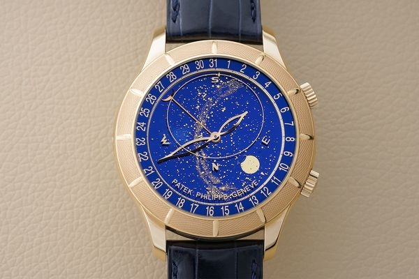 PATEK PHILIPPE Reference 5106J with date made for Only Watch 2009 - Jean Claude Biver Collection