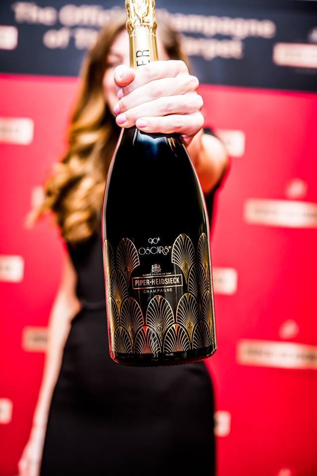 PIPER-HEIDSIECK Champagne-for Oscars