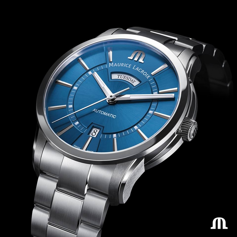PONTOS-DAY-DATE-watch by Maurice Lacroixe WAtches
