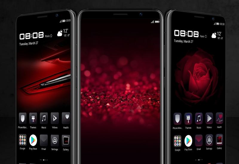 PORSCHE DESIGN HUAWEI Mate RS intelligent smartphone