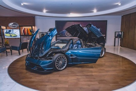 Pagani inaugurates new home for the luxury brand in South Africa