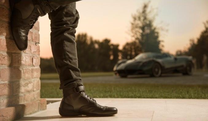 Pagani Piloti - The Roadster Driving Boot