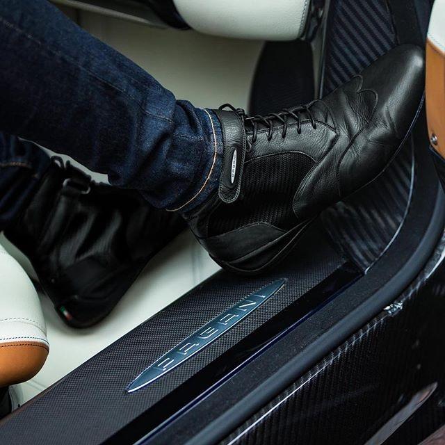 Pagani Piloti shoes