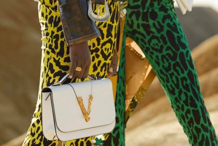 Versace bans kangaroo skin after pressure from activists