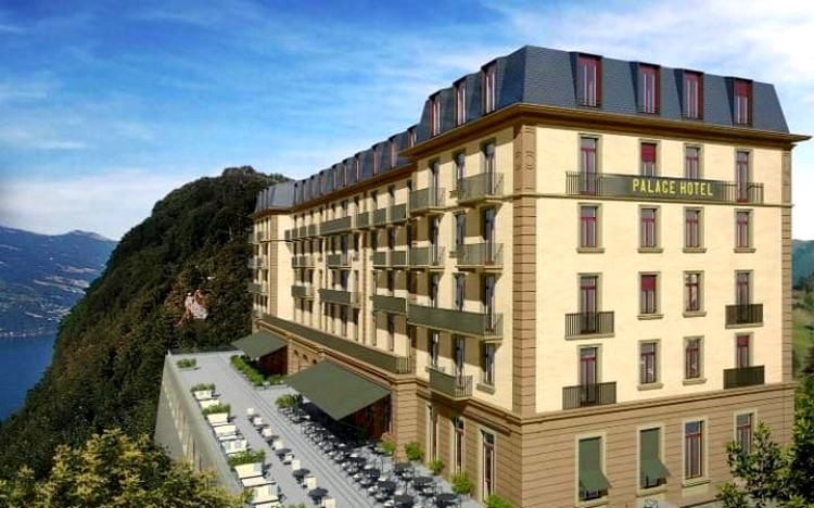 Palace Hotel - Burgenstock Resort set to become Switzerland's most exciting new luxury destination-2017