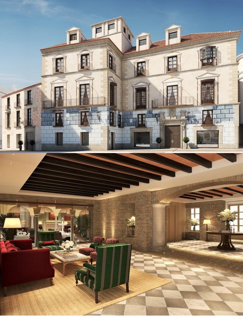 Palacio Solecio Malaga Spain