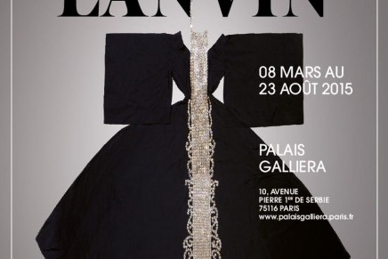 Palais Galliera honouring Jeanne Lanvin – the great lady of haute couture
