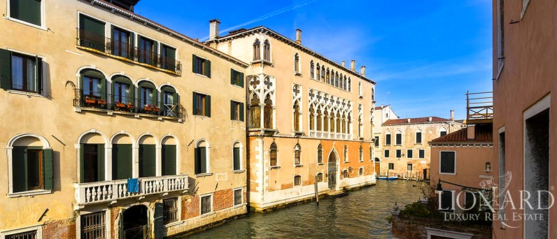 Palazzo Donà Giovannelli, located just a few meters from the Grand Canal-2017
