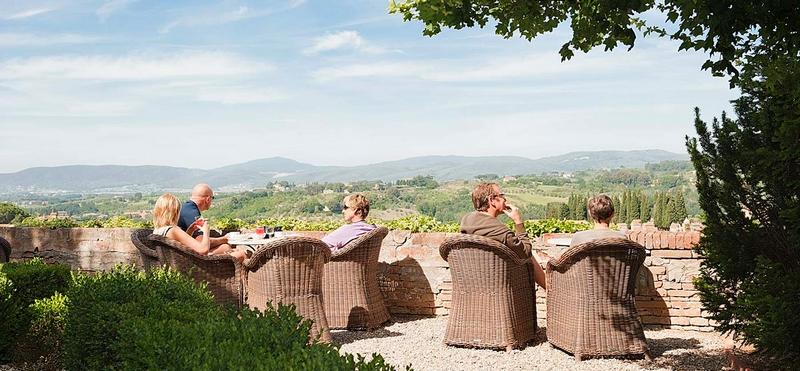 Palazzo Ravizza Hotel Siena Italy - outdoor spaces