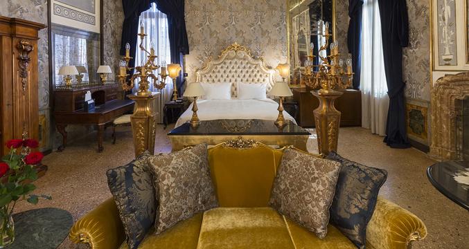 Palazzo Venart Luxury Hotel - Venice, Italy - new luxury hotel openings 2017-2018