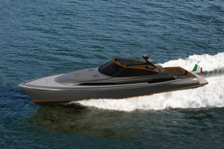 Palm Beach GT50 is embracing simplicity and ensuring owners are spending more time on the water