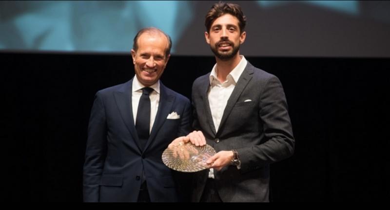 Palmiero won The Best Italian Jewellery Collection 2018