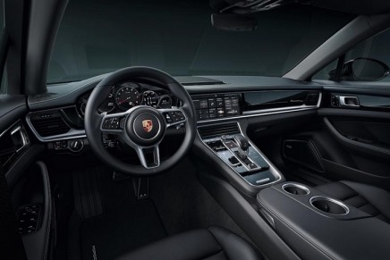 Porsche is celebrating the tenth anniversary of the Panamera with special edition model series
