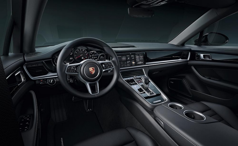 Panamera 10 Year Edition models feature upgraded standard equipment and exclusive designhighlights