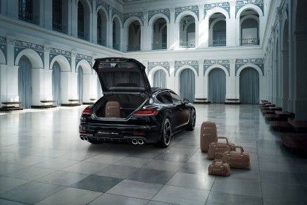 Panamera Exclusive Series. Built for 100 enthusiasts.