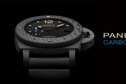 Panerai's sea-ready Carbotech – The Luminor Submersible 1950 Carbotech 3 Days Automatic 47mm