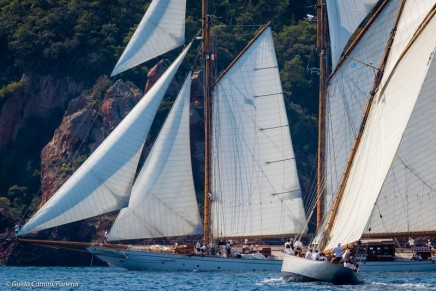 2017 Panerai Classic Yachts Challenge. Enjoy the show of the 85 classic yachts!