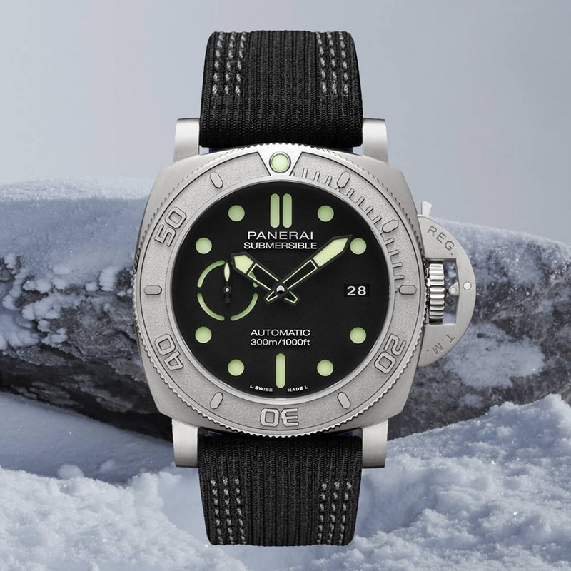 Panerai Submersible Mike Horn Edition 2019 watch